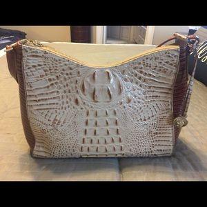 Brahmin Large Satchel Handbag